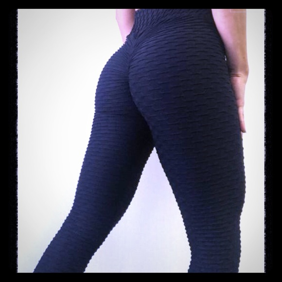 9c9c594ac3d6b Abs2bFitness Pants | Abs2b Fitness Zero Flaws Textured Leggings Size ...